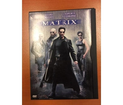MATRIX KEANU REEVES LAURENCE FISHBURNE NADİR