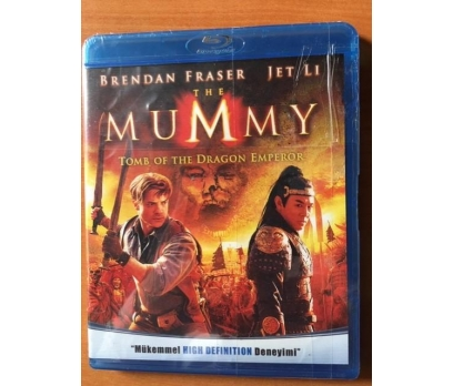 MUMYA THE MUMMY TOMB OF THE DRAGON EMPEROR BLU-RAY