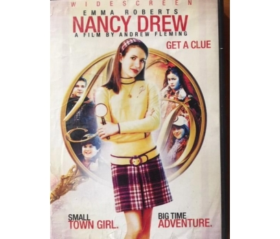 NANCY DREW GET A CLUE DVD FİLM