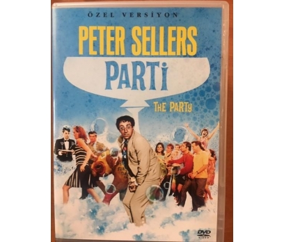 PARTİ PETER SELLERS THE PARTY ÖZEL VERSİYON DVD