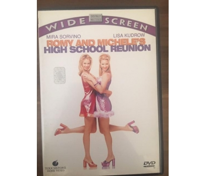 ROMY AND MICHELE?S HIGH SCHOOL REUNION DVD FİLM