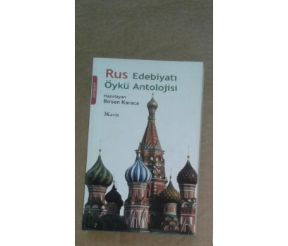 RUS EDEBİYATI ÖYKÜ ANTOLOJİSİ  Birsen Karaca