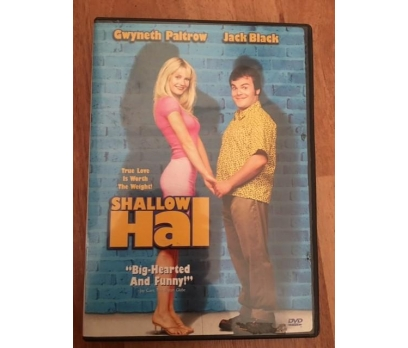 SHALLOW HAL ALÇAK ADAM GWYNETH PALTROW JACK BLACK