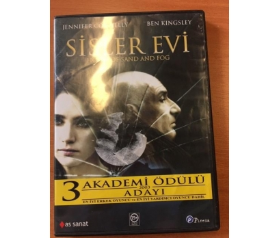 SİSLER EVİ HOUSE OF SAND AND FOG DVD FİLM