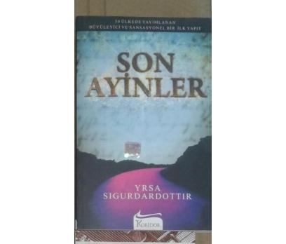 SON AYİNLER YRSA SIGURDARDOTTIR