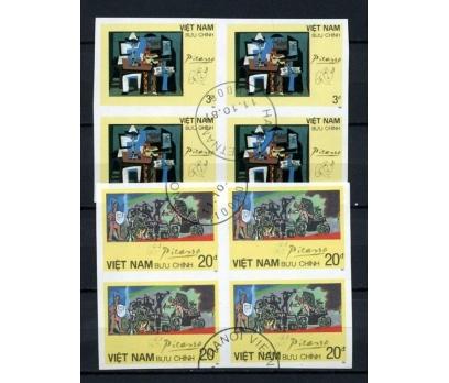 VİETNAM İGD 1987 PİCASSO DBL TAM SERİ (101014) 2 2x