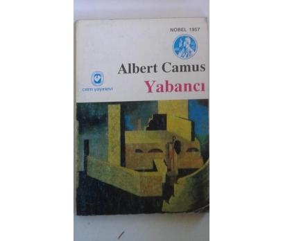 YABANCI / BİR ALMAN DOSTA MEKTUPLAR ALBERT CAMUS 1