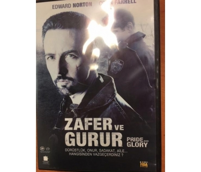 ZAFER VE GURUR PRIDE AND GLORY DVD FİLM