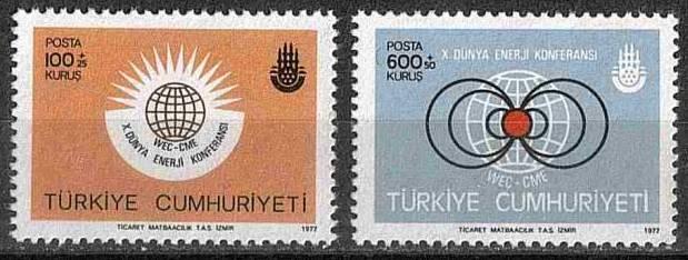 1977 DAMGASIZ X-DUNYA-ENERJI-KONFERANSI 1