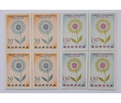 1964 EUROPA-CEPT  DÖRTLÜ TAM SERİ (MNH)