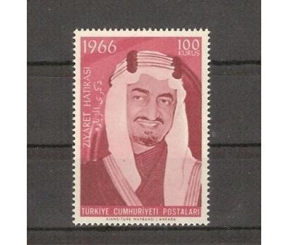 1966 KRAL FAYSAL TAM SERİ (MNH)