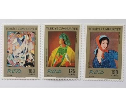 1972 R.C.D.  TAM SERİ  (MNH)