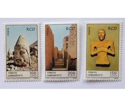 1973 R.C.D. TAM SERİ  (MNH)