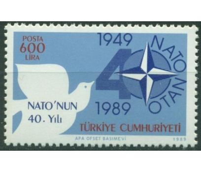 1989 DAMGASIZ NATO?NUN 40. YILI SERİSİ