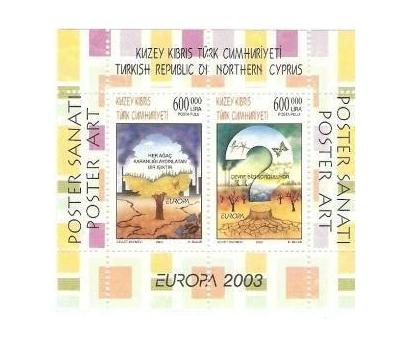 2003 K.K.T.C. CEPT DAMGASIZ