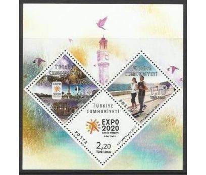 2013 DAMGASIZ EXPO 2020 İZMİR ADAYLIĞI BLOKU