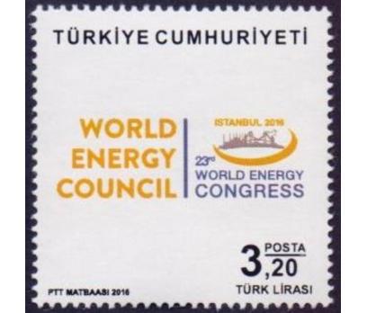 2016 DAMGASIZ 23. DÜNYA ENERJİ KONGRESİ  SERİSİ