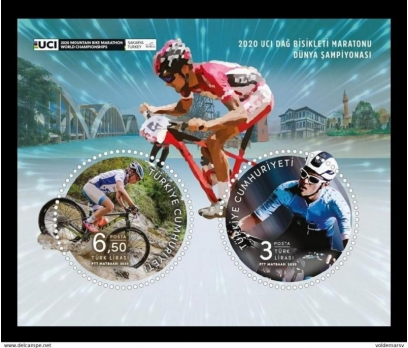 2020 DAMGASIZ 2020 UCI DAĞ BİSİKLETİ MARATONU DÜNY
