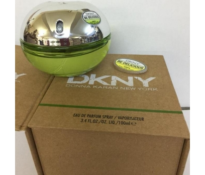 DKNY BE DELİCİOUS GREEN EDP 100 ML LUXURY ÖZEL