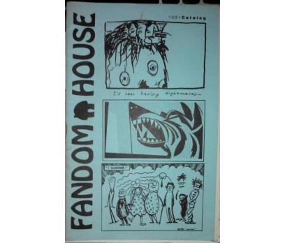 FANDOM HOUSE 1991 CATALOG