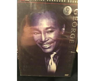 GEORGE BENSON ABSOLUTELY LIVE DTS DVD