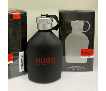 HUGO BOSS BOTTLED JUST DİFFERENT EDT 150 ML MAĞAZA