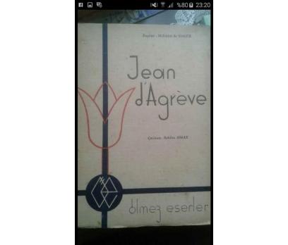 JEAN D'AGREVE  EUGENE-MELCHIOR DE VOGÜE