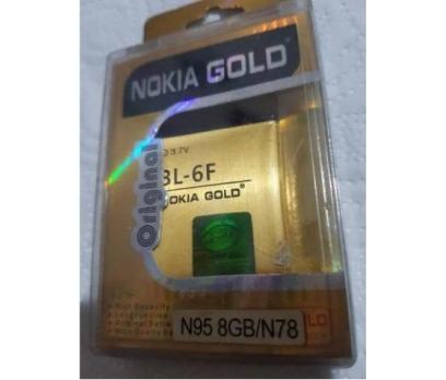 NOKİA BL-6F %100 ORJİNAL GOLD BATARYA +JAPAN