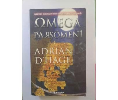 OMEGA PARŞÖMENİ - Adrian D'Hage