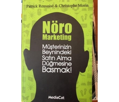PATRICK RENVOISE CHRISTOPHE MORIN NÖRO MARKETING