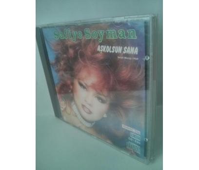 Safiye Soyman - Aşk Olsun Sana / 2.El Temiz CD