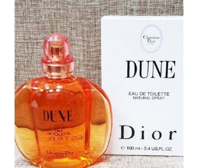 TESTER CHRİSTİAN DİOR DUNE WOMEN EDT 100 ML