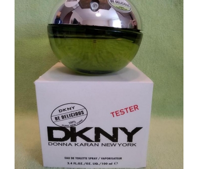 TESTER DKNY BE DELİCİOUS GREEN EDP 100 ML