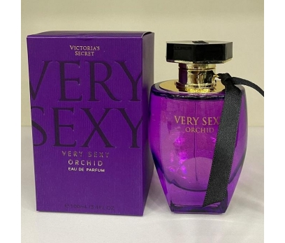 TESTER VİCTORİA'S SECRET VERY SEXY ORCHİD EDP 100