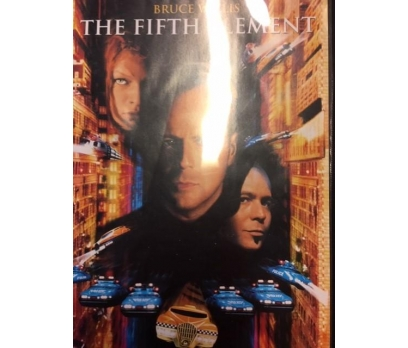 THE FIFTH ELEMENT BEŞİNCİ GÜÇ DVD USA BASKI DVD Fİ