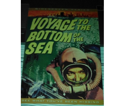 VOYAGE TO THE BOTTOM OF THE SEA KÜÇÜK LOBİ KARTI