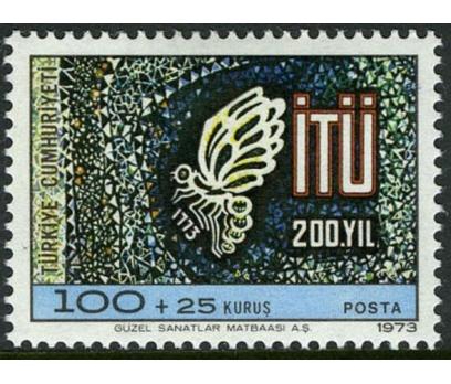 1973 DAMGASIZ İSTANBUL TEKNİK ÜNİVERSİTESİ'NİN 200