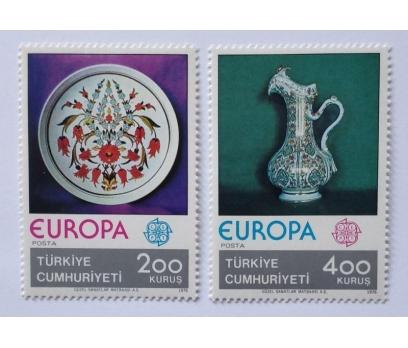 1976 EUROPA-CEPT  TAM SERİ  (MNH)