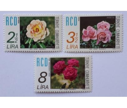 1978 R.C.D. TAM SERİ  (MNH)