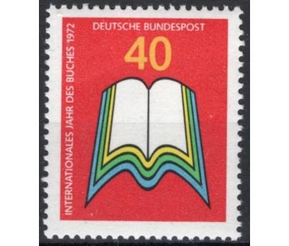 ALMANYA (BATI) 1972 DAMGASIZ ULUSLAR ARASI KİTAP Y