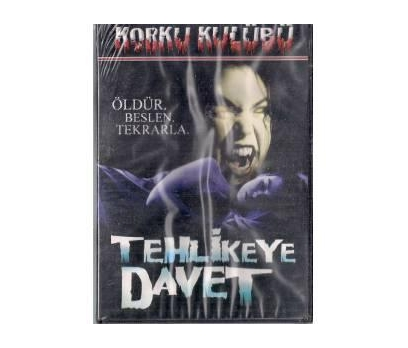 DVD - Tehlikeye Davet - She Lives by Night