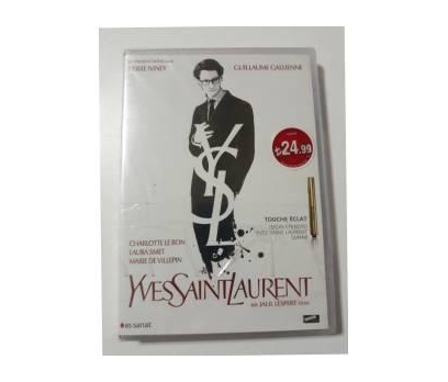 DVD - Yves Saint Laurent