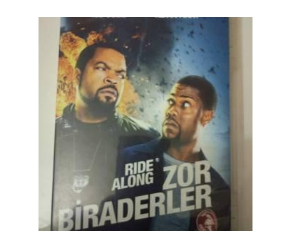 DVD - Zor Biraderler - Ride Along