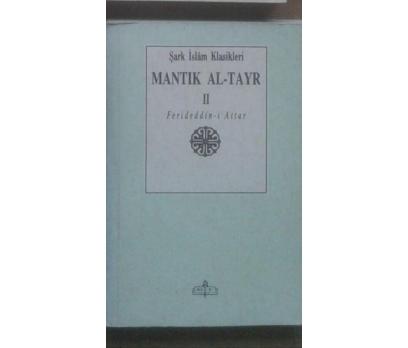 MANTIK AL -  TAYR 2 FERİDÜDDİN-İ ATTAR