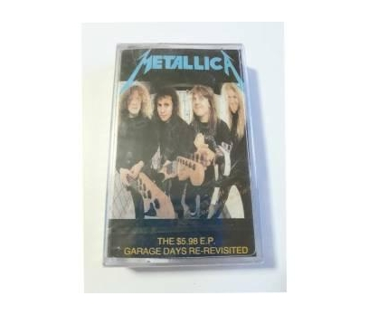 Metallica - The $5.98 E.P. - Garage Days Re-Revisi