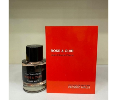 TESTER FREDERİC MALLE ROSE & CUİR EDP 100 ML