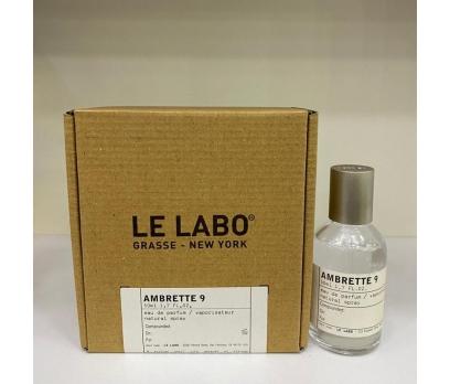 TESTER LE LABO AMBRETTE 9 EDP 50 ML