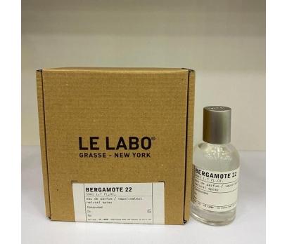 TESTER LE LABO BERGAMOTE 22 EDP 50 ML