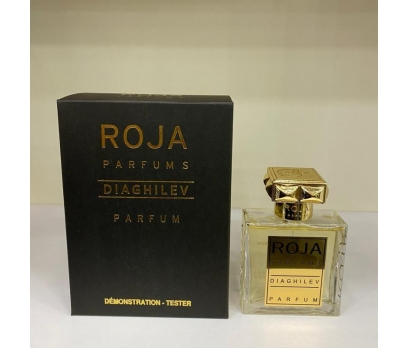 TESTER ROJA PARFUMS DİAGHILEV FEMME EDP 50 ML