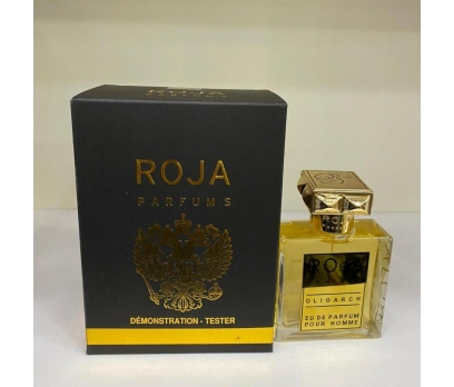 TESTER ROJA PARFUMS OLIGARCH HOMME EDP 50 ML
